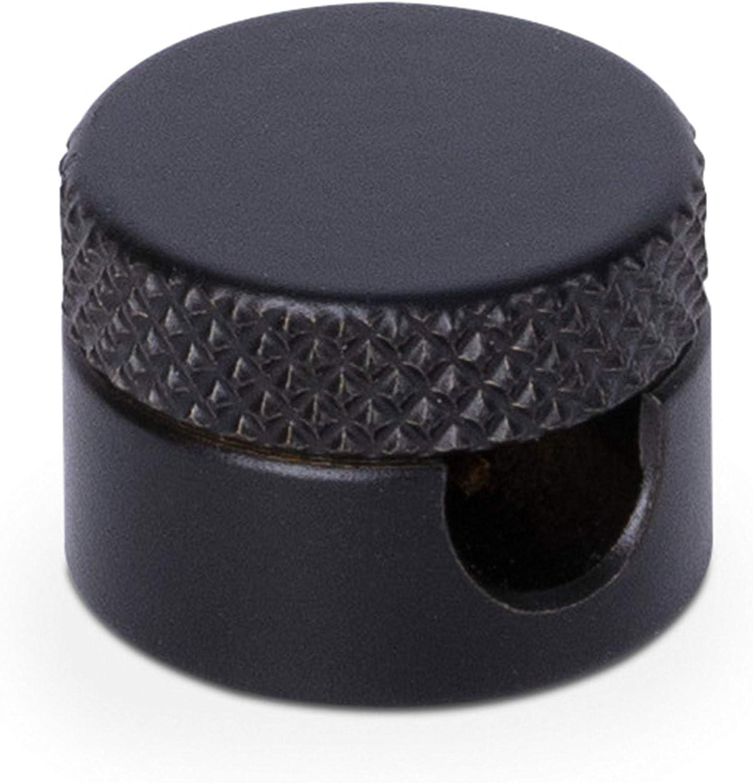 10x Stück Aufputz Kabelhalter Aus Messing Schwarz Beschichtet Kabelaufhängung Für Textilkabel Beleuchtung