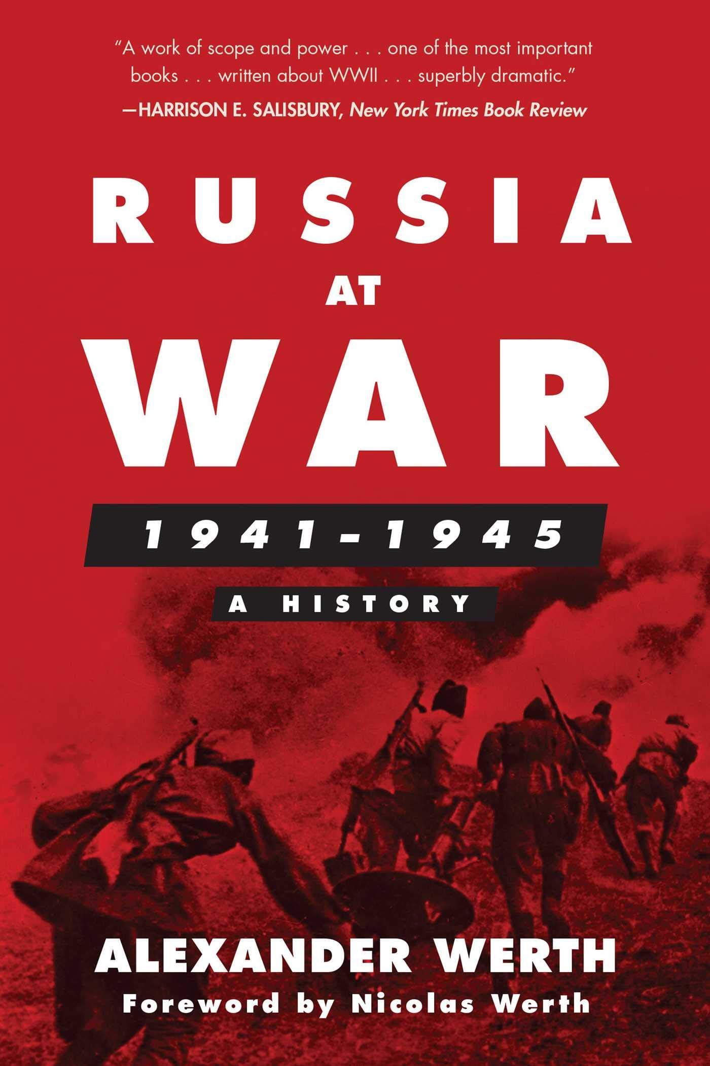 Image OfRussia At War, 1941–1945: A History