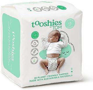 Tooshies by TOM eco Nappies - Newborn (38pk)