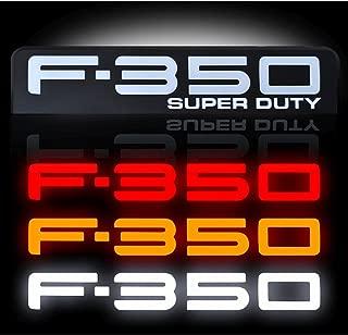Recon 264186BK Emblem