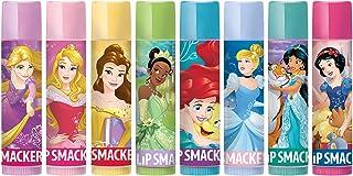 Lip Smacker Disney Princess Balm Party Pack, 8 Count