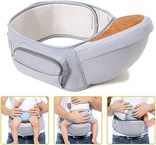 HarnnHalo 11 Gris 3-12 Mois Porte-b/éb/és ventraux /& dorsaux Baby Carrier Multifonctionnel 3 Positions Enfant