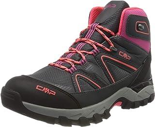CMP Kids Shedir Mid Hiking Shoes WP, Chaussures de Marche Fille