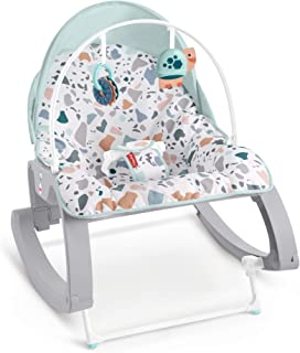 Fisher-Price Hamaca Crece Conmigo, Silla para Bebé (Mattel