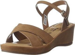 BATA Women's Calista Flat Sandal