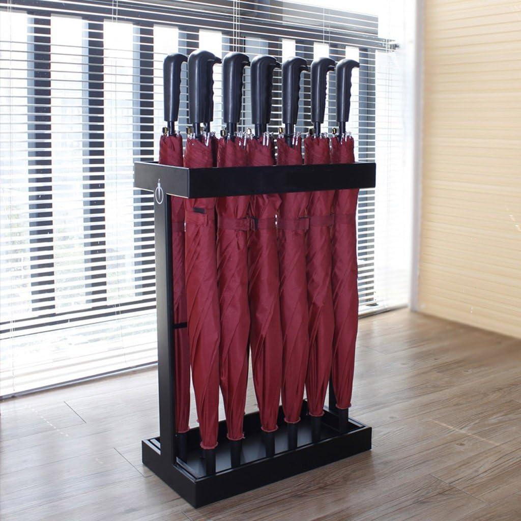 Color : A XXHDEE Paraguas Soporte De Personalizaci/ón Creative Lobby Hotel Soporte Parag/üero De Moda Paraguas De Hierro Forjado Rack De Almacenamiento Puesto de Paraguas