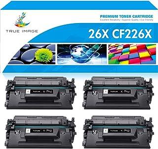ONLYU Compatible Toner Cartridge Replacement for HP 26A CF226A HP Laserjet Pro M402n M402dn M402dw M402d 402n M402dw HP Laserjet Pro MFP M426dw M426fdw M426fdn Black-6 Pack