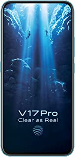 "Vivo V17 Pro 6.44"" 128GB 8GB RAM (GSM Only, No CDMA) International Warranty - No Warranty (Crystal Sky)"