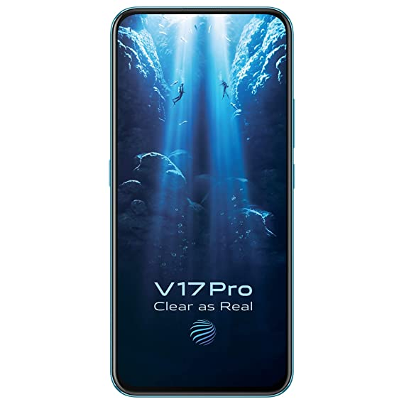 Vivo V17 Pro (Glacier Ice, 8GB RAM, 128GB Storage)