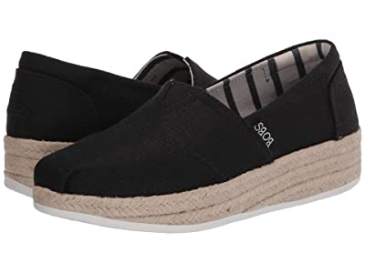 BOBS from SKECHERS Highlights 2.0 Fairy Duster (Black) Women