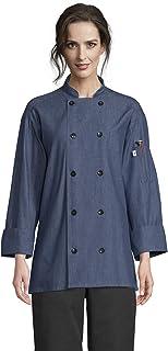Uncommon Threads unisex-adult Chef Coat Coat
