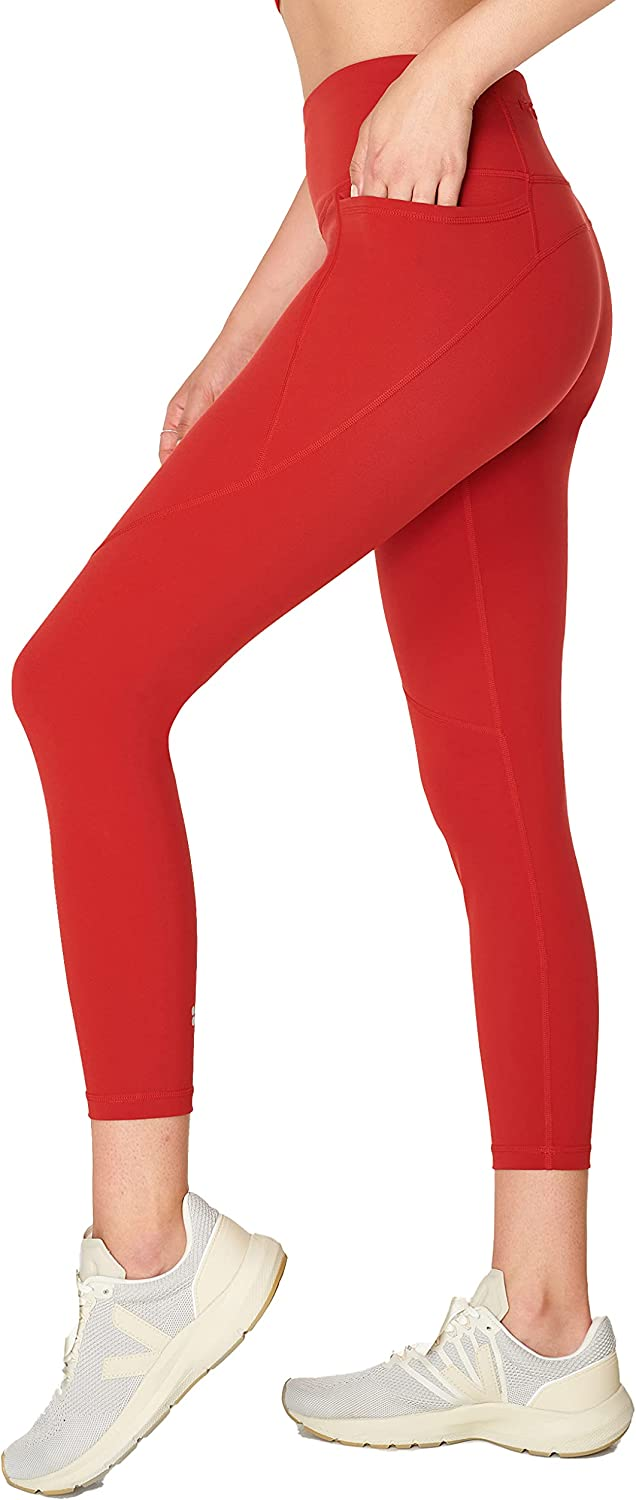 Sweaty Betty Tucson Mall Womens Power 7 Discount mail order 8 Workout Side Pockets Leggings with