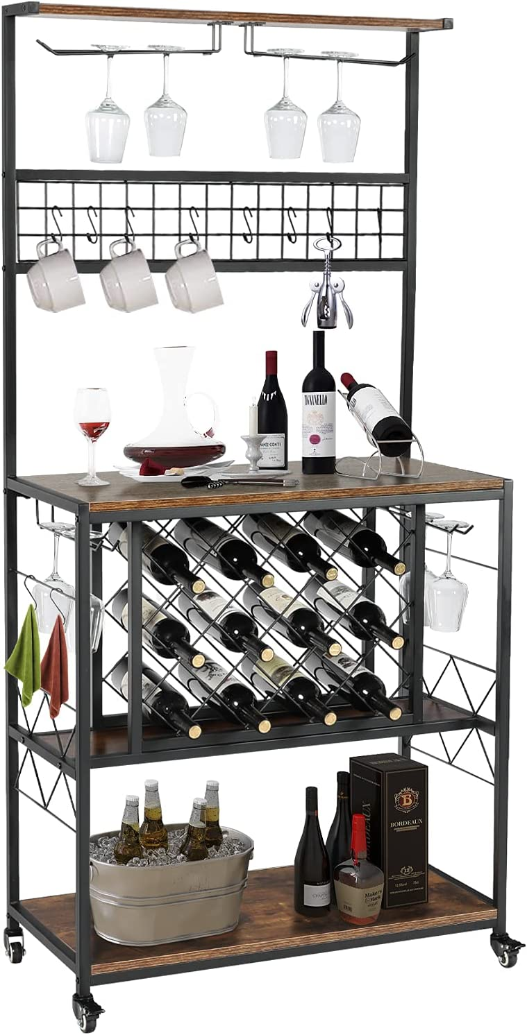 LTMEUTY Wine Bakers OFFicial Rack - Industrial with Sales results No. 1 Storag