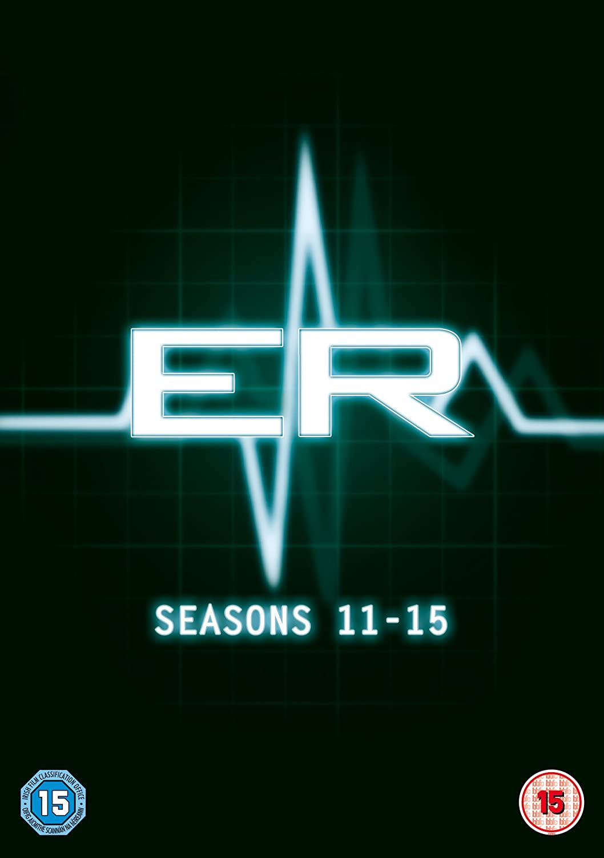 ER - Season Max 81% OFF 2016 Boston Mall DVD 11-15