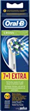Braun Oral-B Cross Action Replacement Toothbrush Heads by Oral-B (Original Version)