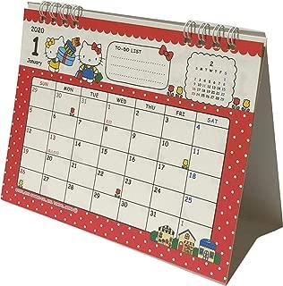 Sanrio Hello Kitty Desk Ring Japanese Calendar 2020 Year 12 Month Japan (Type-A)