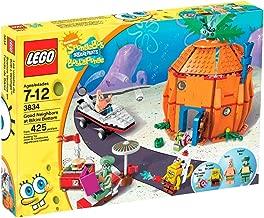 LEGO Spongebob Good Neighbors at Bikini Bottom 3834