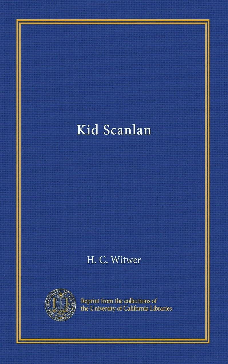 聖書弁護混合したKid Scanlan