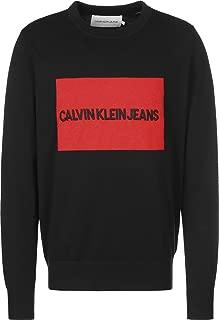 Calvin Klein Men's J30J309542-Black Sweatshirts