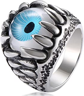 gothic ruby ring