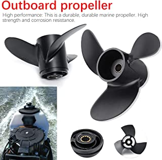 Transporter-Galaxy - Adapted to Dongfa 5-6 outboard propeller outboard boat motors Aluminium Propeller 12 tooth spine