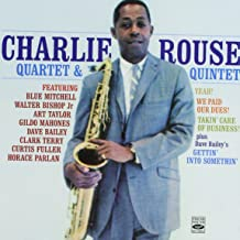 Best charlie rouse takin care of business Reviews