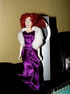 Burger King Anastasia Doll W/growing Hair Year: 1997