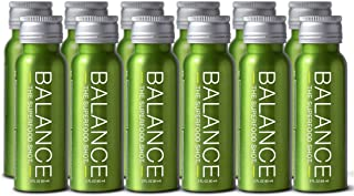 Green Superfood Shot, Organic Fruits, Root Vegetables, Kale & More, 2oz Daily Green Drink to Take on The Go, Smoothie Juice Cleanse, Vegan, Gluten-Free (12 Pack)