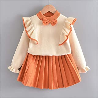 YOUPIN Girls Dresses Fashion Princess Clothing Sweater Stitching Net Yarn Ball Gown Girls Dresses Clothes Girl Birthday Dr...