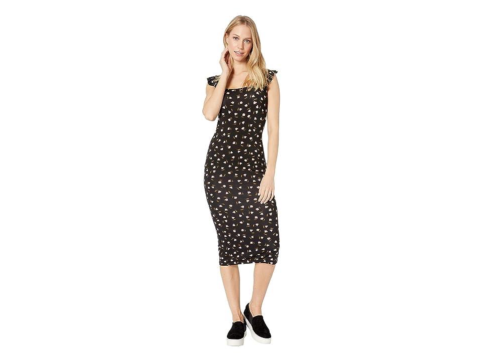 Billabong Share Love Dress (Black) Women