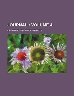 Journal (Volume 4)
