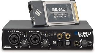 E-MU EM8971 Professional 24-bit/192kHz Laptop interface with 16 Inputs / 16 Outputs plus MIDI