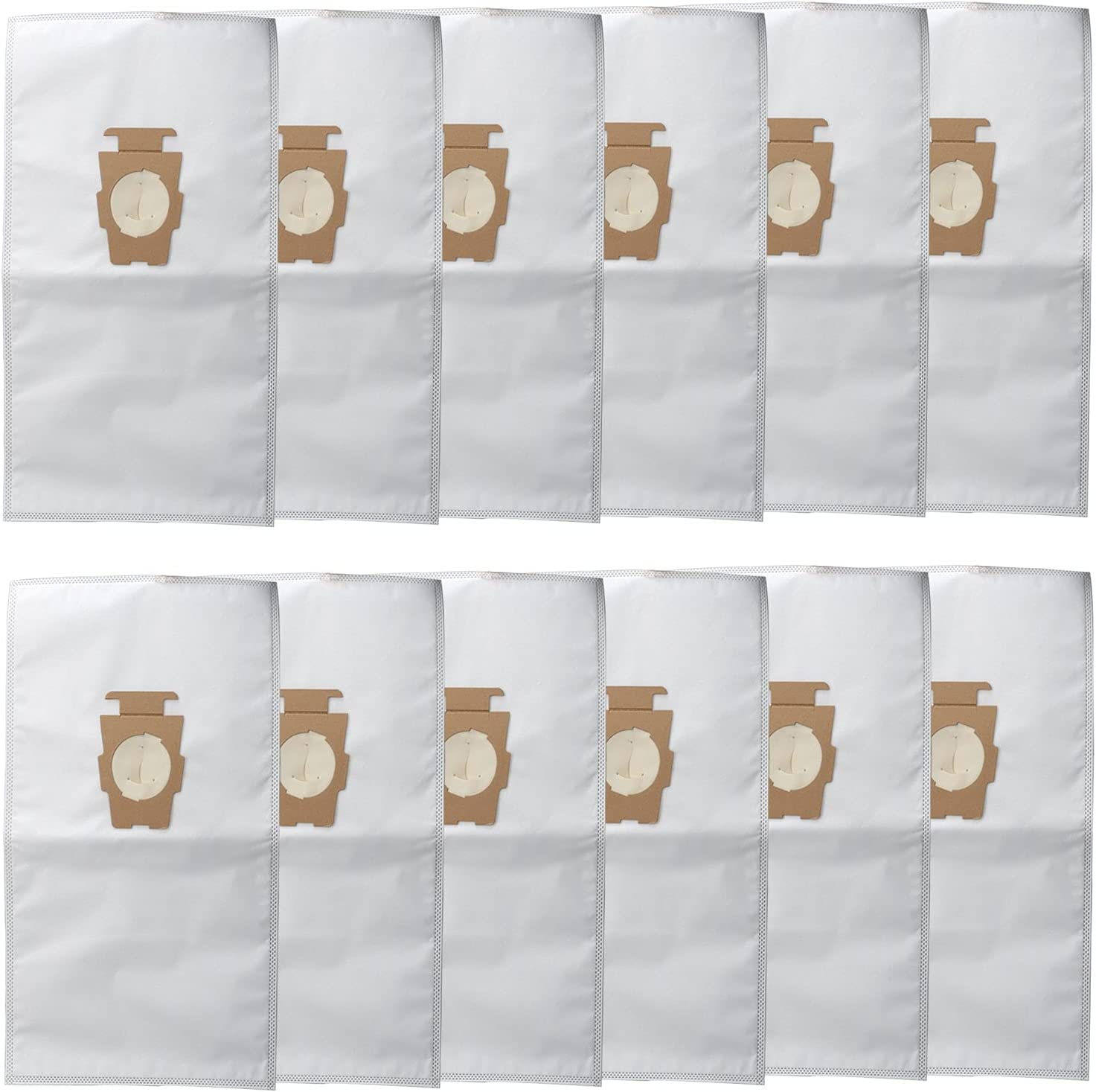 204811 Vacuum Bags 12 Pack 204 with Kirby Chicago Mall 2021 new 204814 Compatible