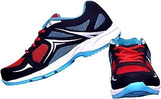 BEGONE Men's Wonder Krissh Red Running Shoes, Sport Shoe