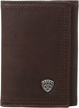 Ariat Shield Tri-Fold Wallet