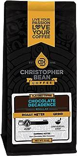 Chocolate Decadence, Flavored Decaffeinated Ground Coffee, 12-Ounce Bag