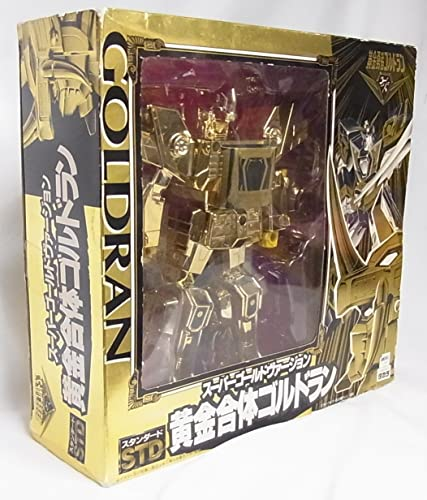 Golden Brave Gorudoran STD Golden union Gorudoran Super Gold version (japan import)