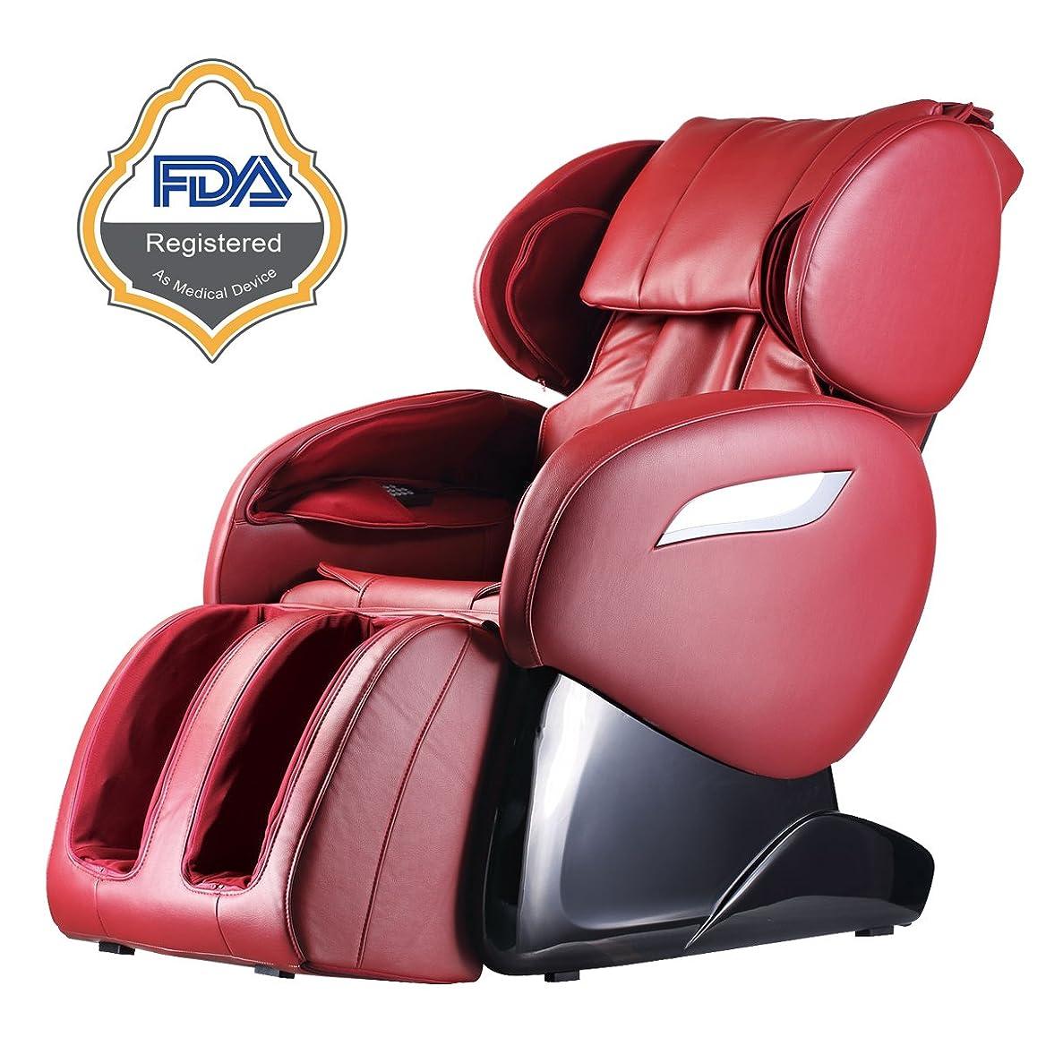 定義するラフ適切な2017電動フルボディ指圧マッサージ椅子足ローラーZero Gravity W /熱