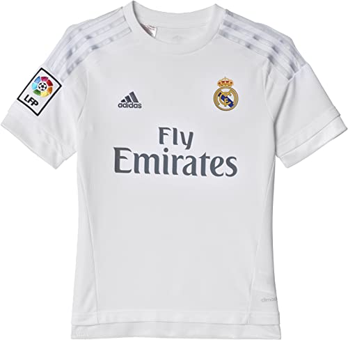 Adidas Youth Real Madrid Home Replica Soccer Jersey