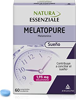 Natura Essenziale Melatonina - 60 Comprimidos