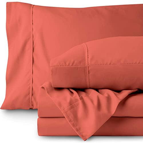 Coral Twin XL Bedding: Amazon.com