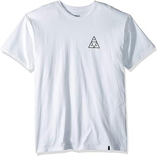 Huf Essentials Triple Triangle Short Sleeve T-Shirt Medium White