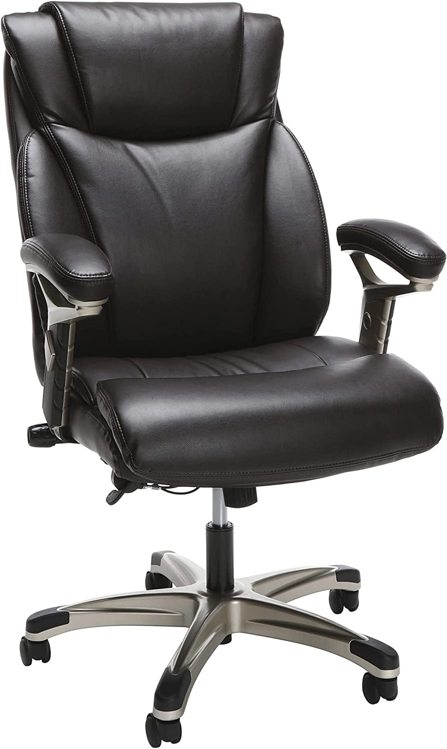 OFM Rapid rise Max 51% OFF ESS Collection Ergonomic Bonded Office Leather Chair Execut