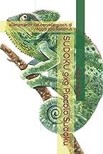 SUDOKU 9x9 Piccolo Sudoku: allenamento del cervello giochi di viaggio 100 Sudokus (Italian Edition)