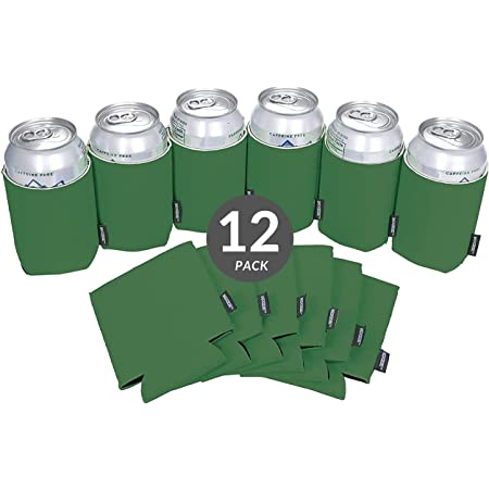 bulk order of can koozies for wedding//birthday Blank drink koozies can coolers