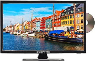 Sceptre E195BD-SRR 19-Inch 720P LED TV, True Black (2017)