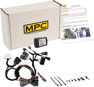 MPC Plug-n-Play Factory Remote Activated Remote Start Kit for 2011-2015 Ford Explorer - w/T-Harness - Firmware Preloaded