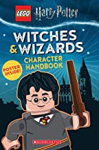 Witches And Wizards Character Handbook (Lego Wizarding World/Harry Pot)