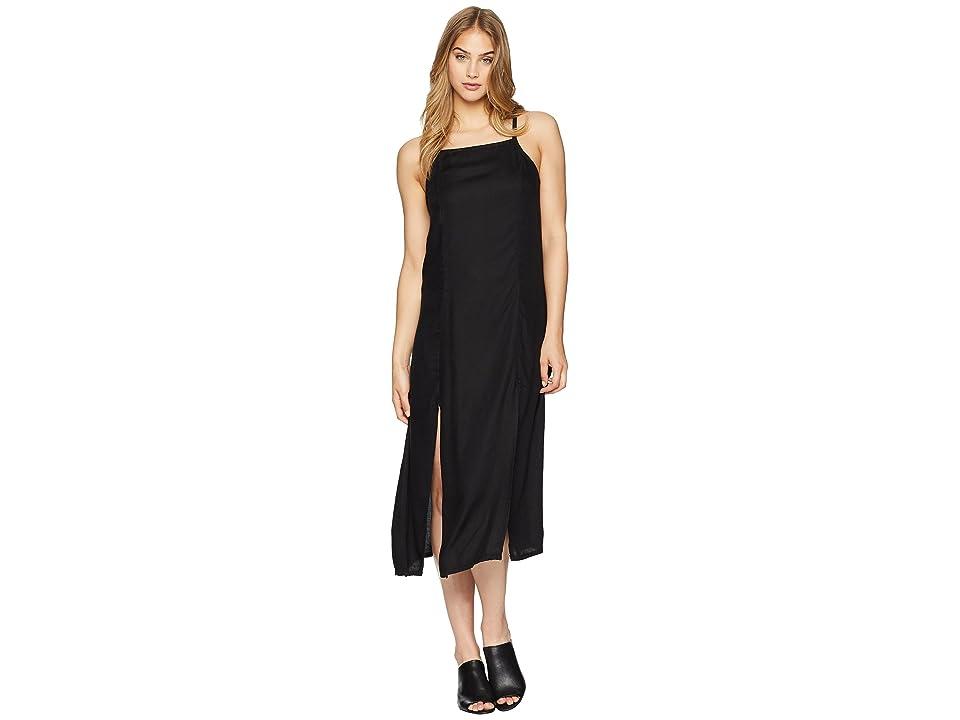 RVCA Garland Dress (Black) Women