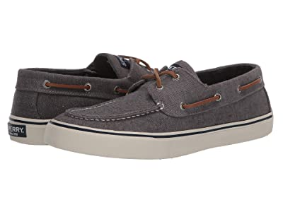 Sperry Bahama II Distressed (Dark Grey) Men